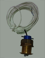 Short Bronze Transducer
