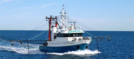 Quin Marine services the shipping, commercial fishing and industrial market
