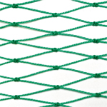 Omega Twisted PE Netting