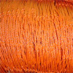 Orange Polythene Netting